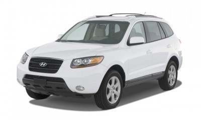 2008 Hyundai Santa Fe Photos