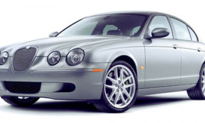 2008 Jaguar S-TYPE Photos