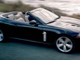 2008 Jaguar XK XKR