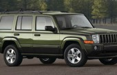 2008 Jeep Commander Photos