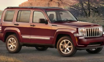 2008 Jeep Liberty Photos