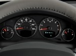 2008 Jeep Liberty RWD 4-door Limited Instrument Cluster