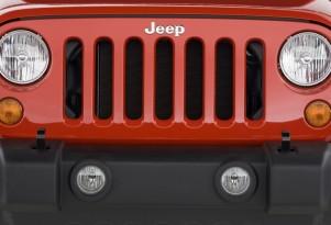 2008 Jeep Wrangler 4WD 2-door X Grille