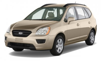 2008 Kia Rondo Photos