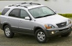 2007-2008 Kia Sorento SUVs Recalled For Airbag Sensor Fault
