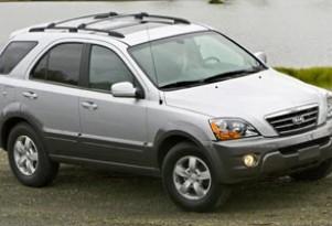 2007-2008 Kia Sorento SUVs Recalled For Airbag Sensor Fault