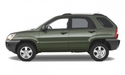 2008 Kia Sportage Photos