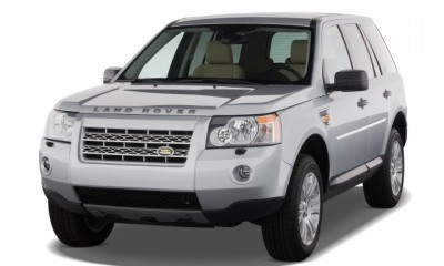 2008 Land Rover LR2 Photos