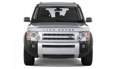 2008 Land Rover LR3 Photos