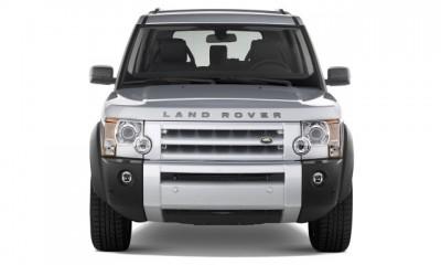 2008 Land Rover LR3 Photos
