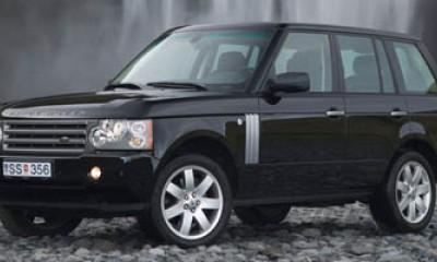 2008 Land Rover Range Rover Photos