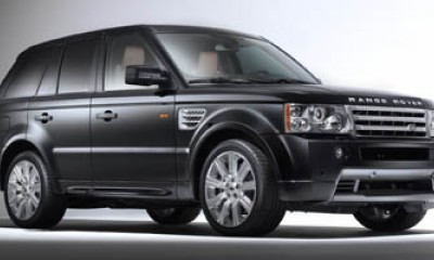 2008 Land Rover Range Rover Sport Photos