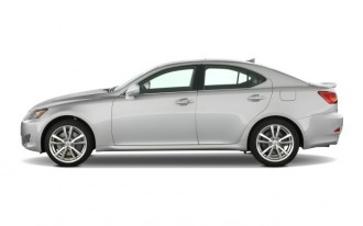 Lexus GS and IS Involved in New Toyota Recall