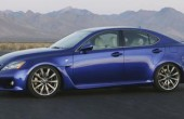 2008 Lexus IS F Photos