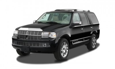 2008 Lincoln Navigator Photos