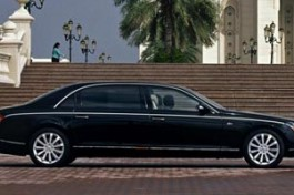 2008 Maybach 62S 