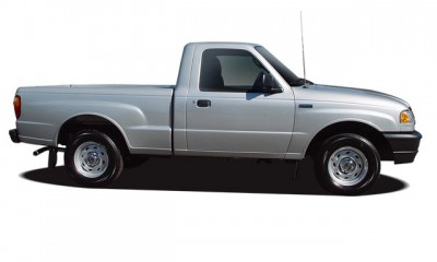 2008 Mazda B-Series Truck Photos