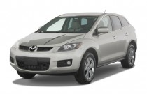 2008 Mazda CX-7 FWD 4-door Grand Touring Angular Front Exterior View