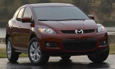 2008 Mazda CX-7 Photos
