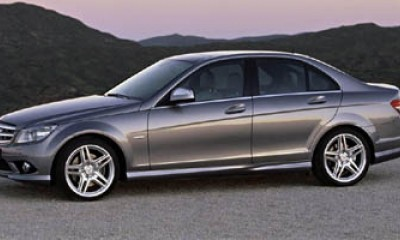 2008 Mercedes-Benz C Class Photos