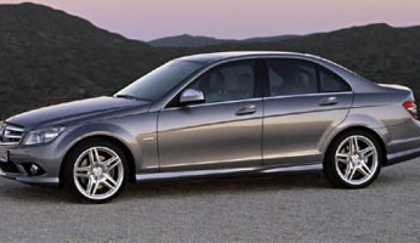2008 mercedes benz c class review ratings specs prices for Mercedes benz c class 2008 price