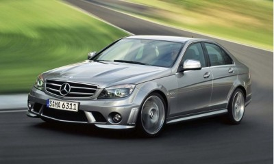 2008 Mercedes-Benz C63 AMG Photos