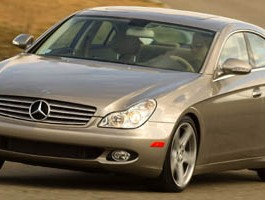2008 Mercedes Benz CLS Class 5.5L
