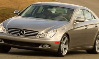 2008 Mercedes-Benz CLS Class Photos