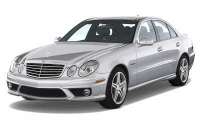 2008 Mercedes-Benz E Class Photos