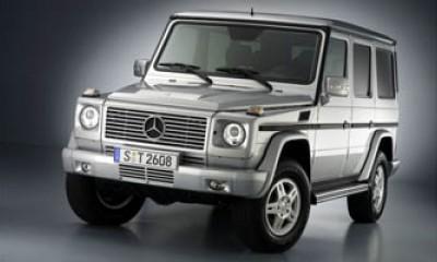 2008 Mercedes-Benz G Class Photos