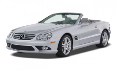 2008 Mercedes-Benz SL Class Photos
