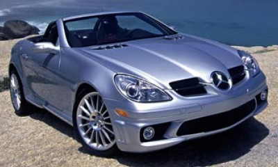 2008 Mercedes-Benz SLK Class Photos