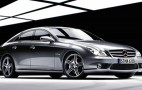 2008 Mercedes CLS facelift leaked