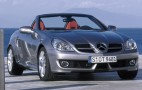 2008 Mercedes SLK update adds power and efficiency