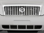 2008 Mercury Grand Marquis 4-door Sedan LS Grille