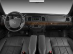 2008 Mercury Grand Marquis 4-door Sedan LS Dashboard