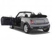 2008 MINI Cooper Convertible 2-door S Open Doors