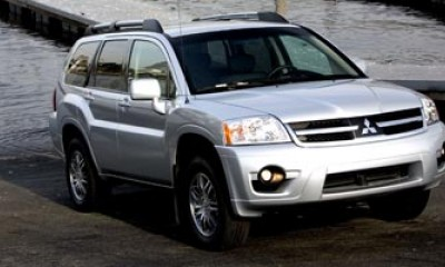 2008 Mitsubishi Endeavor Photos