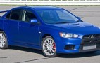 Mitsubishi Lancer Evolution Models Recalled For Faulty Clutch