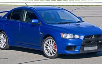 2008-2013 Mitsubishi Lancer Evolution Recalled For Clutch Failure