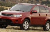 2008 Mitsubishi Outlander Photos