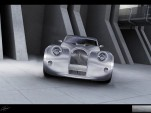 2008 Morgan LIFECar Concept