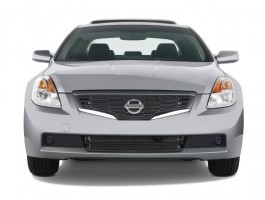 2008 Nissan Altima 2-door Coupe I4 Man S Front Exterior View