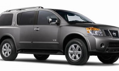 2008 Nissan Armada Photos