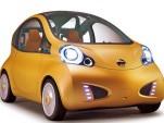 2008 Nissan Nuvu electric vehicle concept