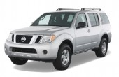 2008 Nissan Pathfinder Photos
