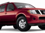2008 Nissan Pathfinder S