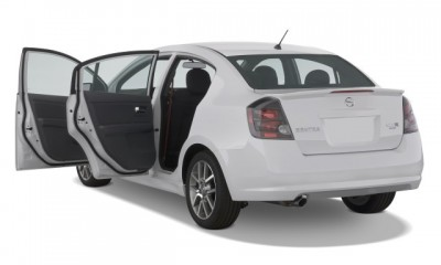 2008 Nissan Sentra Photos