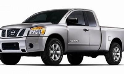 2008 Nissan Titan Photos