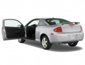 2008 Pontiac G5 2-door Coupe Open Doors